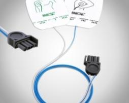 Leonhard Lang DF27N Phillips Heartstart Adult Electrodes