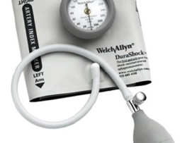 Welch Allyn DS44-13CB DuraShock Pocket Aneroid Sphygmomanometer