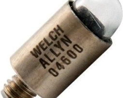 Welch Allyn 04600-U6 2.5V Halogen Lamp