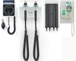Welch Allyn 77710-TAKX Green Series 777 Wall Diagnostic System