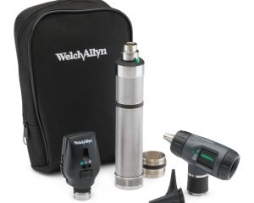Welch Allyn 97201-MCL 3.5 V SureColor LED Diagnostic Set