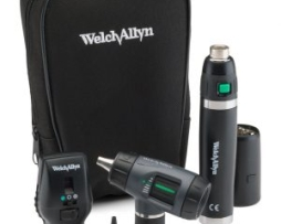 Welch Allyn 97251-MS 3.5 V Halogen HPX Diagnostic Set