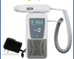 Newman Medical DD-701-D5 Doppler 5MHz Vascular Probe