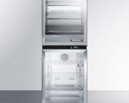 Summit RFBW61G Warming Cabinet Refrigerator