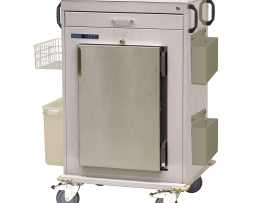 Harloff MH5100K Hyperthermia Anesthesia Cart Laboratory Refrigerator
