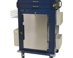 Harloff MH5200B Hyperthermia Anesthesia Cart Laboratory Refrigerator