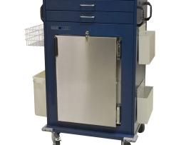 Harloff MH5200K Hyperthermia Anesthesia Cart Laboratory Refrigerator