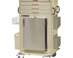 Harloff MH5300K Hyperthermia Anesthesia Cart Laboratory Refrigerator