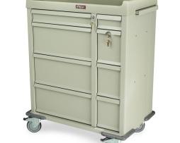 Harloff SL480PC Medication Cart Standard Line Punch Card