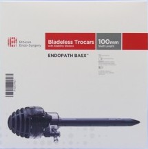 Ethicon TB5ST Basx 5mm Bladeless Trocars