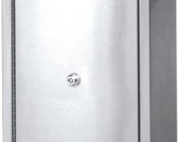 Omnimed 181651 Medium Double Door Narcotics Cabinet