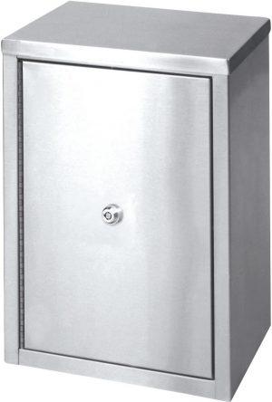 Omnimed 181651 Medium Double Door Narcotics Cabinet For Sale