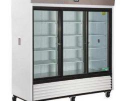 ABS ABT-HC-69C-TS TempLog Glass Door Chromatography Refrigerator