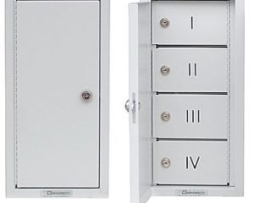 Omnimed 182180 Segmented Narcotics Cabinets