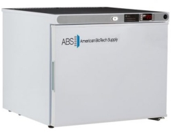 American Biotech Supply Refrigeration Solutions to Meet Tomorrow's Standards. ABS Offers you creative product designs and an open mind for customer specific applications. View our wide selection of Premier Laboratory Refrigerators and Freezers. We have a vast selection of laboratory refrigeration and freezer models to choose from, ranging down to Ultra-Low -86°C cascade freezers and -196°C cryogenic freezers.