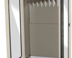 Harloff SC8TDRDP Eight Scope Storage Cabinet