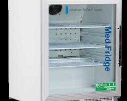ABS PH-ABT-HC-UCBI-0404G-ADA-LH Pharmacy Undercounter Refrigerator