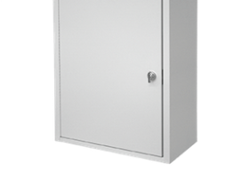 Omnimed 291611-LG Medium Wall Storage Narcotic Cabinet