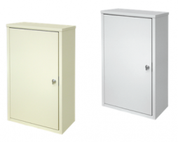 Omnimed 291621-LG Large Wall Storage Narcotic Cabinet