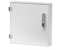 Omnimed 291641 Large ABS Patient Security Cabinet