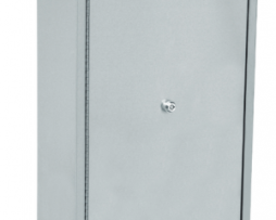 Omnimed 181681 Large Double Door Narcotic Cabinet