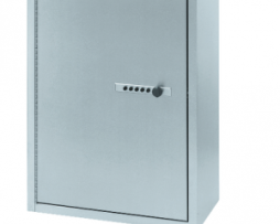 Omnimed 181680 Large Double Door Narcotic Cabinet