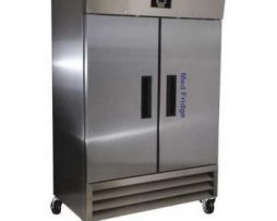 ABS PH-ABT-SSP-49 Pharmacy Vaccine Stainless Steel Refrigerator