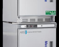 ABS PH-ABT-HC-RFC9SS-LH Pharmacy Refrigerator Freezer Stainless Steel
