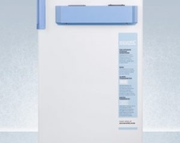 Summit FF511LBIMED2ADA Undercounter ADA Medical Refrigerator