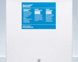 Summit FS24L7MED2 1.4 cf Compact Medical Freezer