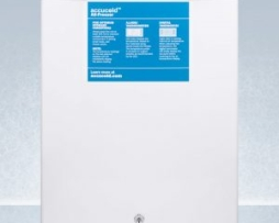 Summit FS30L7MED2 1.8 cf Compact Medical Freezer