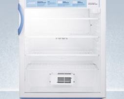 Summit SCR600LBIMED2 5.5 cf Undercounter Medical Refrigerator