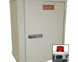 Harloff 27AVD20E Narcotics Cabinet Audio Visual Alarm