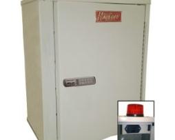 Harloff 27AVD20E Narcotics Cabinet Audio Visual Alarm