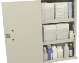 Harloff VLWALLCAB Medication Wall Cabinet