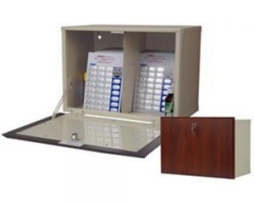 Harloff WL2717-DC Wooden Laminate Medication Cabinet