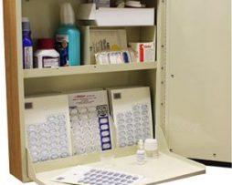 Harloff WL2795-SO Wooden Laminate Medication Cabinet