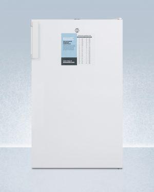 Summit FF511LPROADA Undercounter General Purpose Refrigerator
