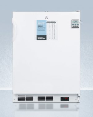 Summit FF6LWBI7PLUS2ADA Undercounter Medical Refrigerator