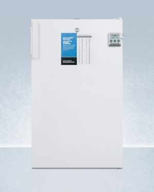 Summit FS407LBI7PLUS2ADA Undercounter Medical Freezer