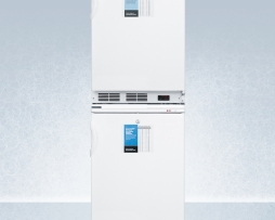 Summit FF7L-VT65MLSTACKPRO Medical Refrigerator Freezer