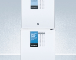 Summit FFAR24L-FS24LSTACKPRO Medical Refrigerator Freezer
