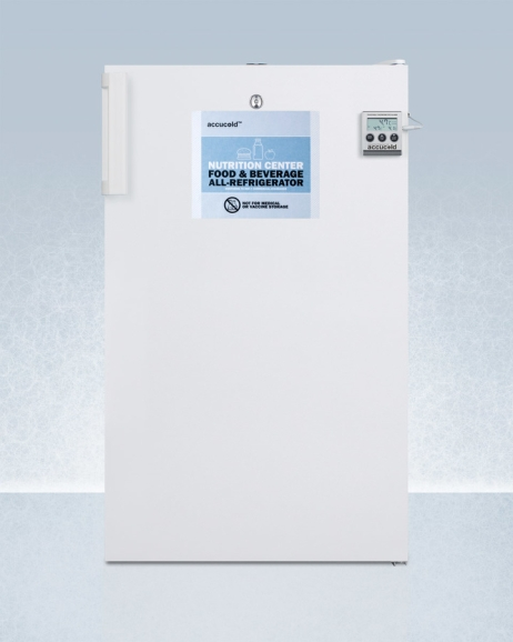 Summit FF511L7NZ Nutritional Commercial Refrigerator