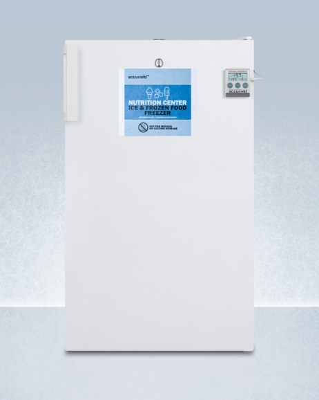 Summit FS407LBI7NZ Undercounter Nutritional Commercial Freezer