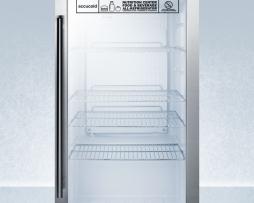 Summit SCR486LNZ Nutritional 3.35 cf Commercial Refrigerator