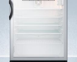 Summit SCR600BGLBINZADA Nutritional Commercial ADA Refrigerator