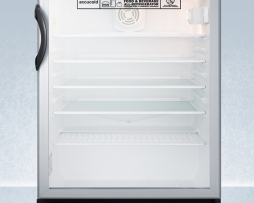 Summit SCR600BGLNZ Undercounter Nutritional Commercial Refrigerator