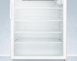 Summit SCR600LBINZADA Nutritional Commercial ADA Refrigerator