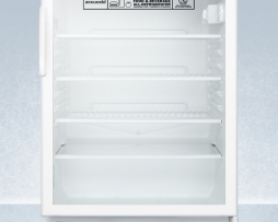 Summit SCR600LNZ Nutritional 5.5cf Commercial Refrigerator