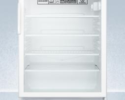 Summit SCR600LNZ Nutritional 5.5cf Commercial Refrigerator